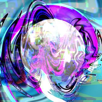 球体紫バージョン