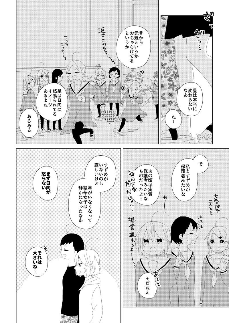 29 Summer vacation②