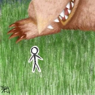 #2「巨大もふクママ・マジゴリス」