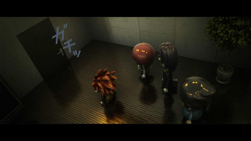 第1章 透明人間の殺戮 第1節 殺人狂は部屋に集められた 2