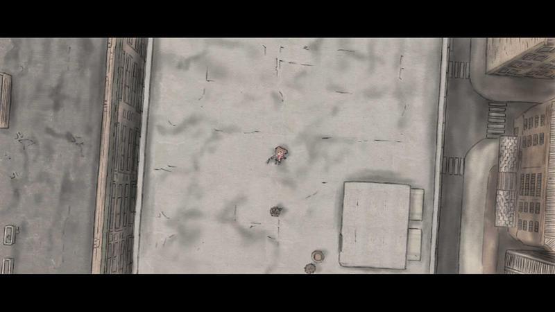 第2章 狼男の虐殺 第4節 親友に打ち込められた弾丸 3