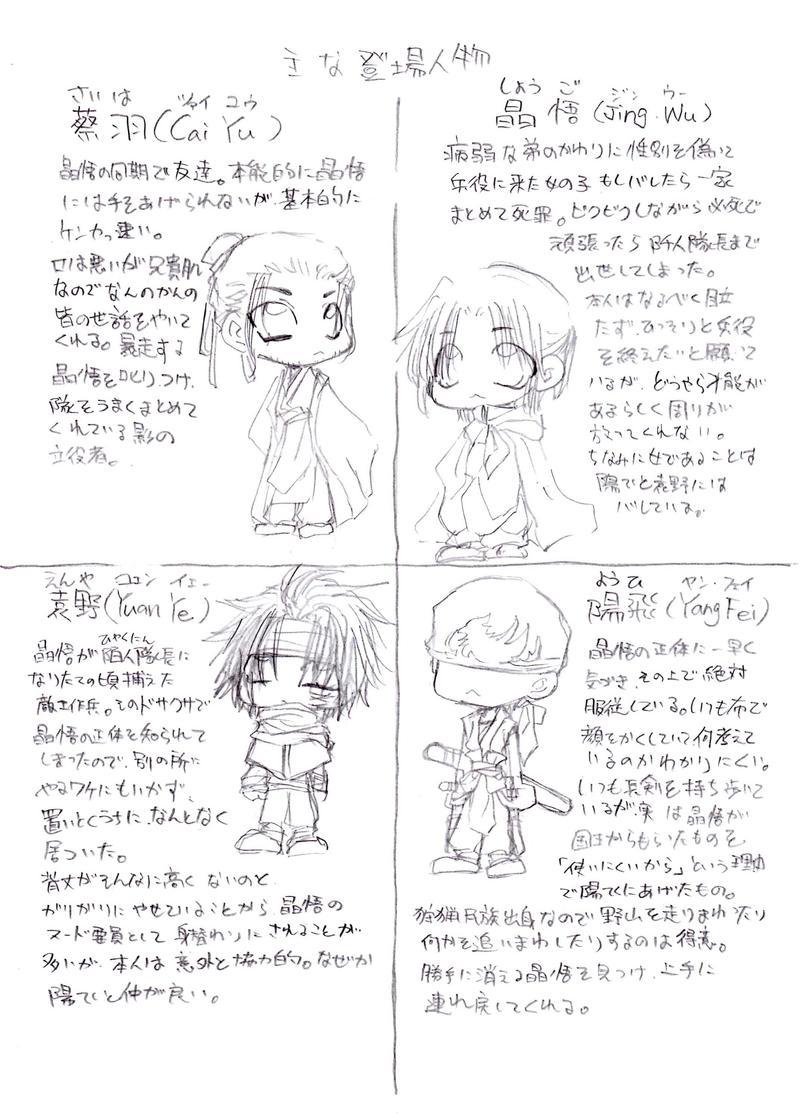 壹阡人隊長4【お嬢様護衛編 上-①】