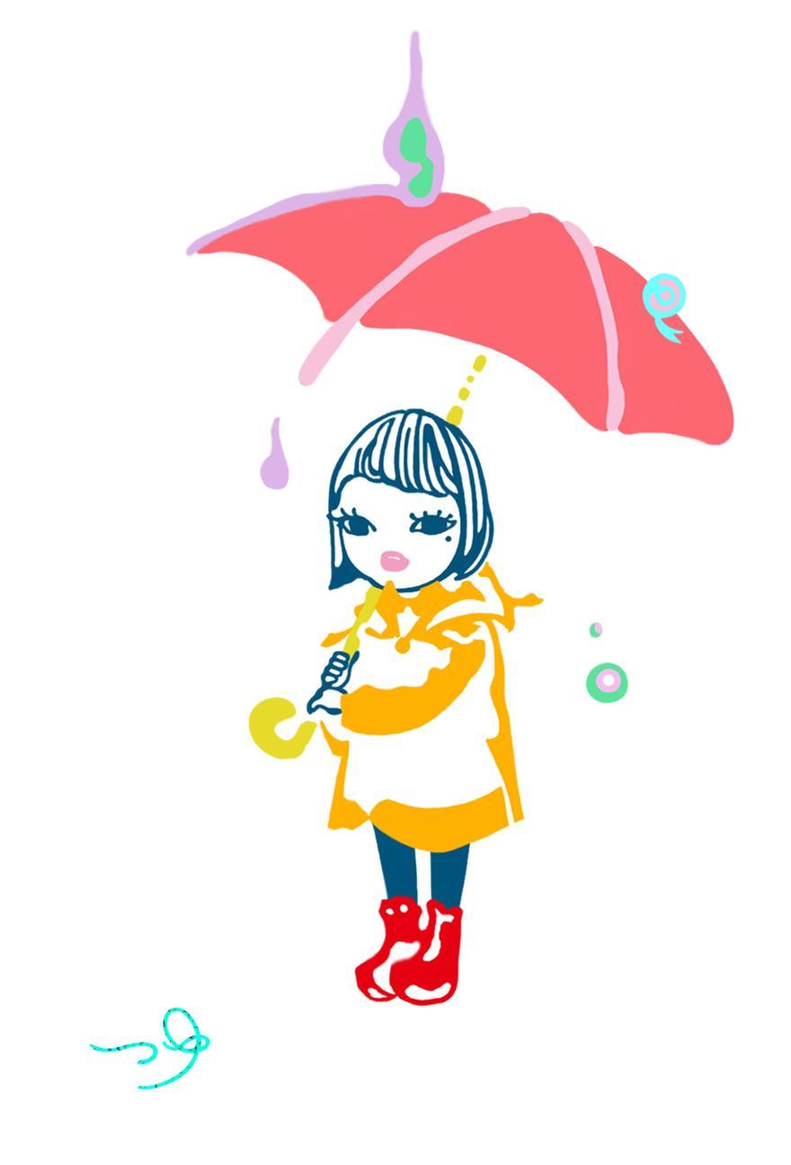 つゆ(梅雨)