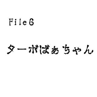 File6 ターボばぁちゃん