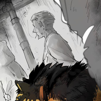 【特別なイヌ】トゥー