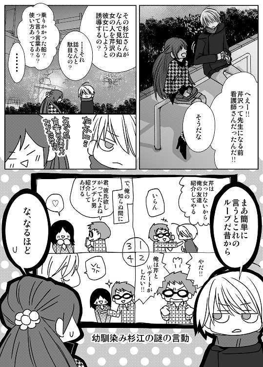 6話 仮・彼女