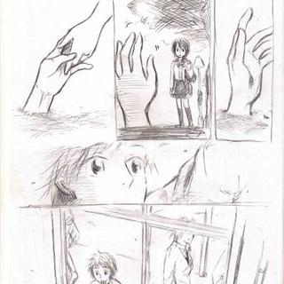 1ページ漫画集(1)