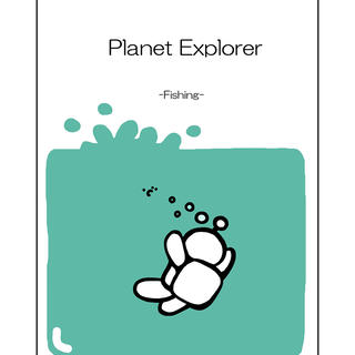 Planet Explorer -fishing-