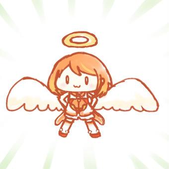 天使ミライ小町ちゃん