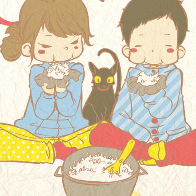 ひさいめし〜熊本より3年〜備えあれば憂いなし、ときどき猫。