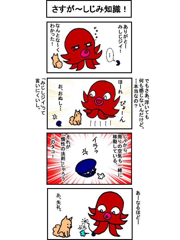 海の生き物的「宇宙人」!