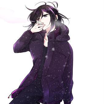 紫陽花さん