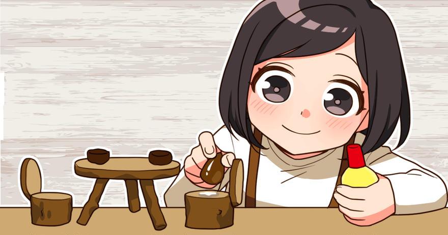 木工作業に夢中(#^^#)
