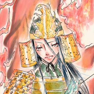 Fullmetal Ladys 黒煙「一匹の武者」