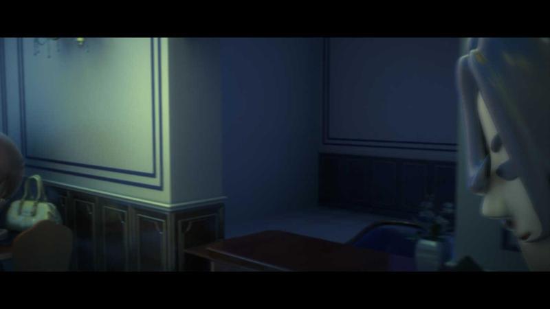第1章 透明人間の殺戮 第壱節 殺人狂は部屋に集められた 1