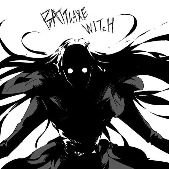 魔獣狩りの魔女