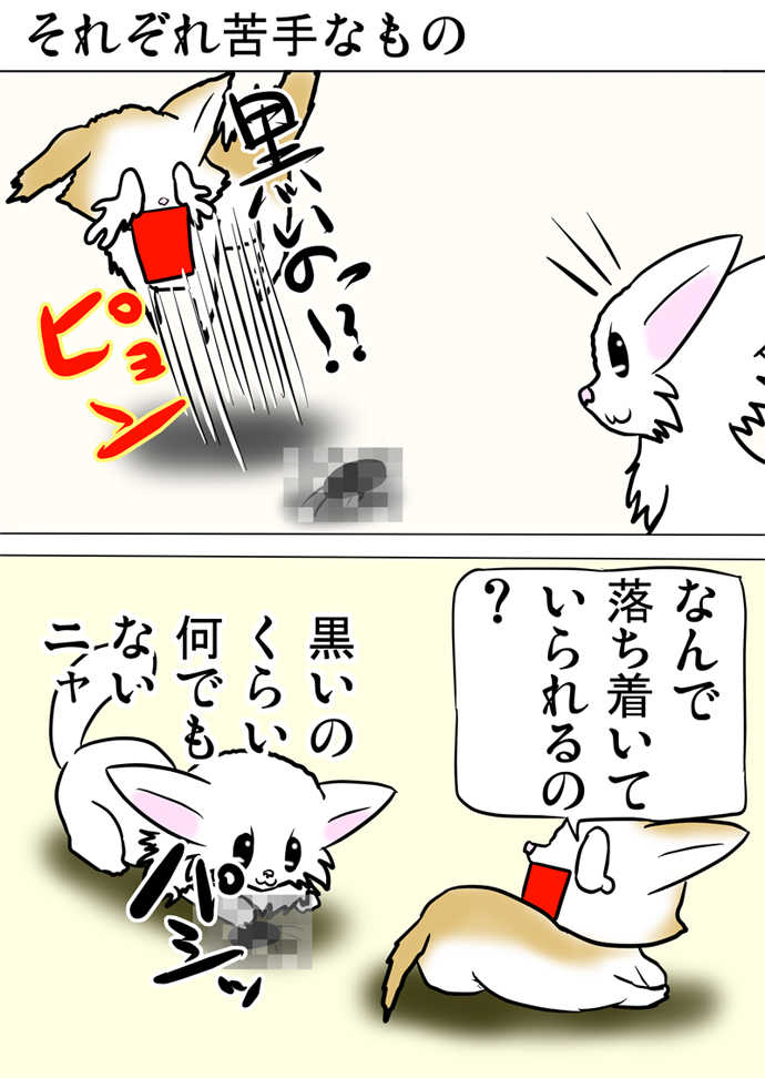 ミーのおもちゃ箱566話~第571話