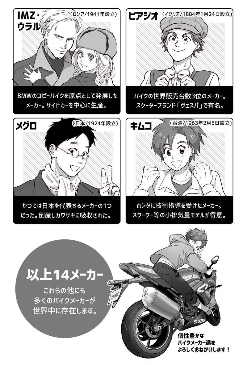 【初見さん向け】かんたんにキャラクター紹介