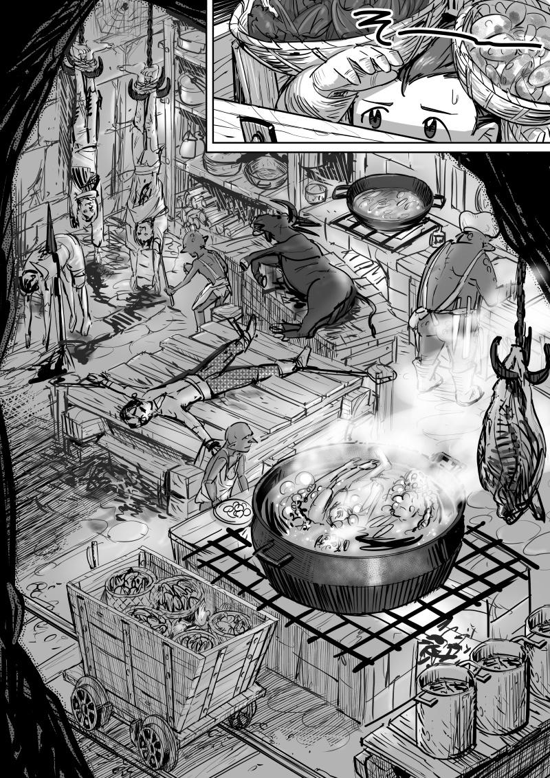 act.13 ゴブリンの料理人