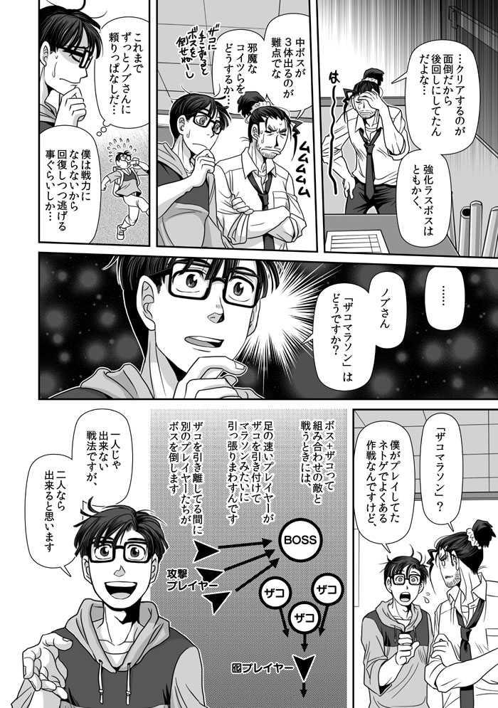 06:「ホラーゲームへようこそ!」第2話