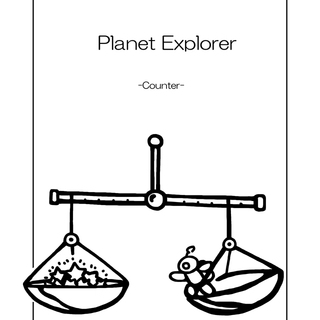 Planet Explorer -counter-
