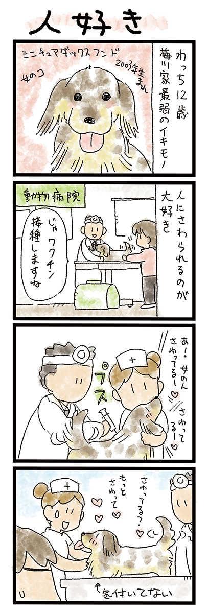 うめさんちの 2