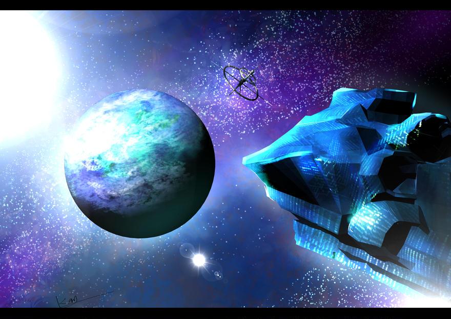 名前の無い惑星<ノア>