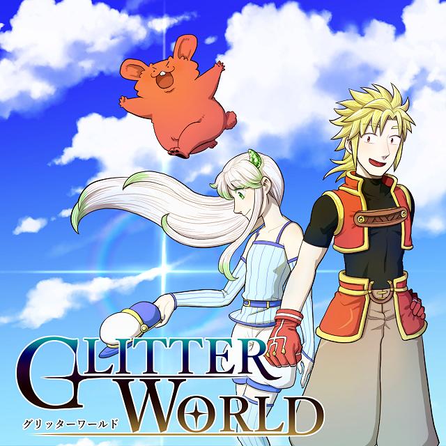 GLITTER WORLD