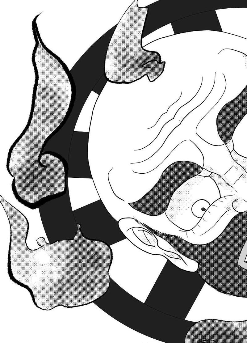 第四談:暮夜の十三怪段(後編)