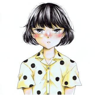 風邪ひき千代②