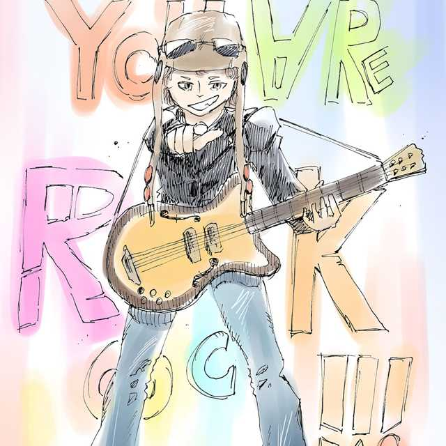 YOU ARE ROCK!!!