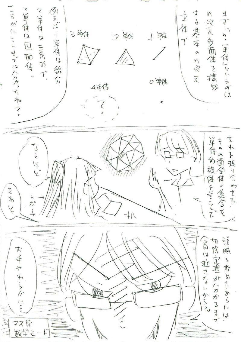 dimension.1 地球を救え!トポ子