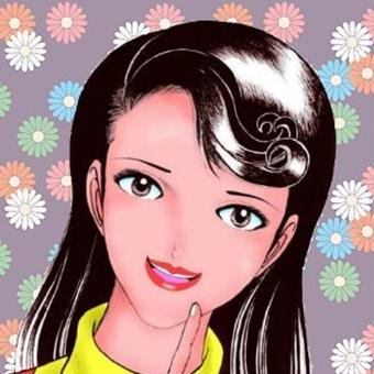 巻き毛の少女
