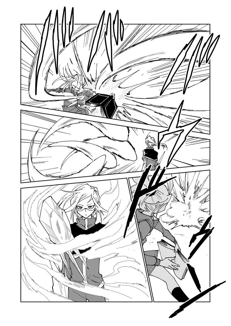 第6話③ BLAST OFF!!(前編)-ひとりぼっちの魔術師-