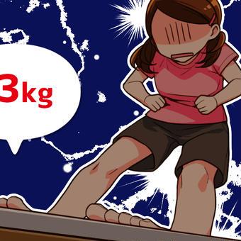 求む!忖度する体重計