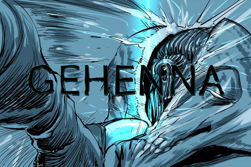 GEHENNA 1話