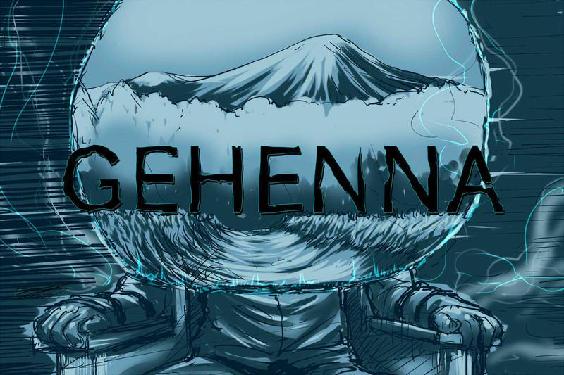 GEHENNA 2話