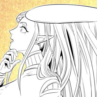 ヤサグレ魔女とグリザベッラと魔女の使い魔⑨