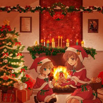 ほっこり姉弟のクリスマス