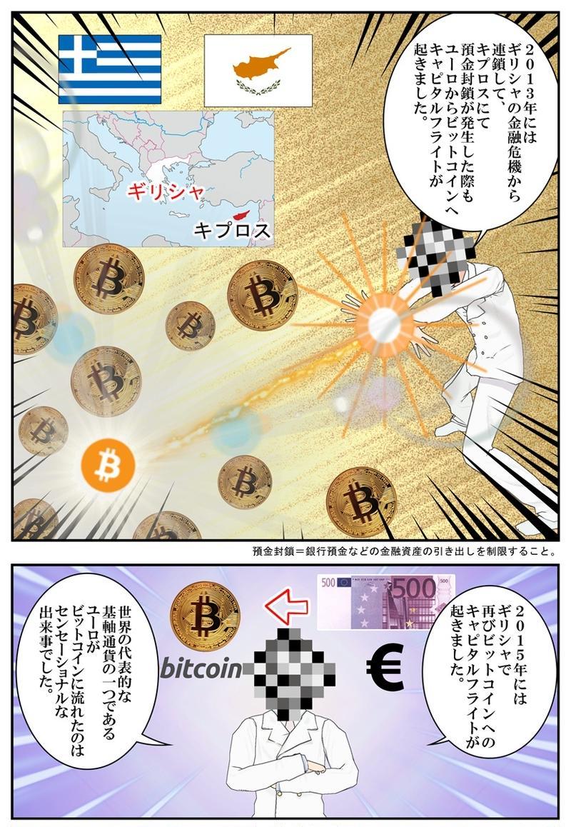 まんが 仮想通貨のふしぎ 第8話