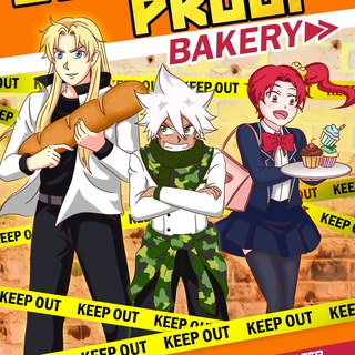 Bulletproof Bakery chapter 1