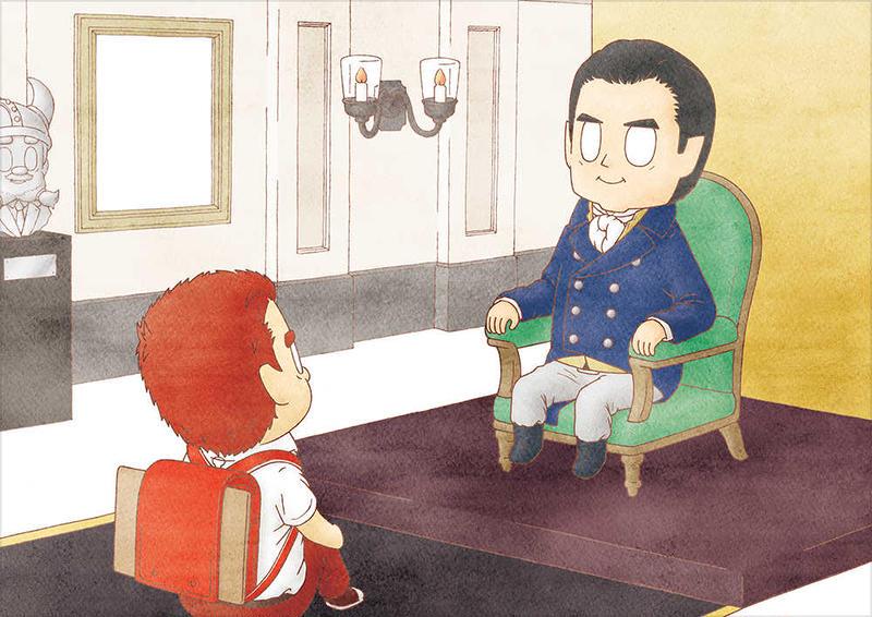 一眼レフと伯爵