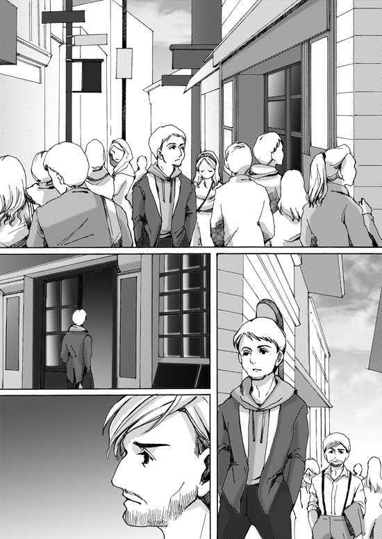 Episode 5-2 ミハエル・マルゲリフを追って[2/2]