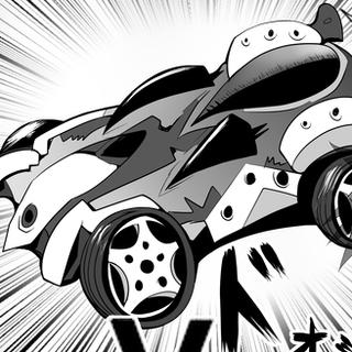 第1話「激突!スピード対決」