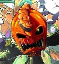かぼちゃのかかし
