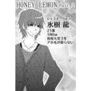 HONEY LEMON Part.2