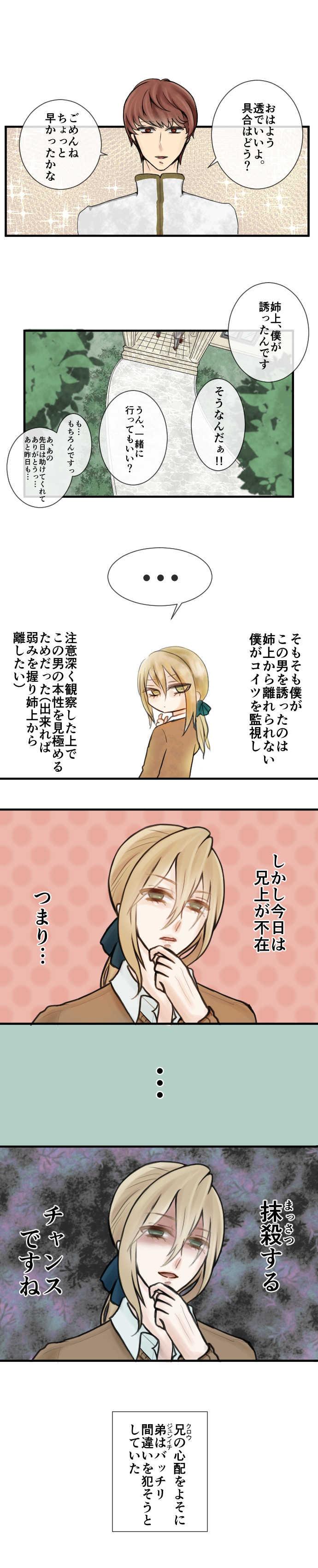 ワクワク☆潤一くんの楽しい抹殺計画