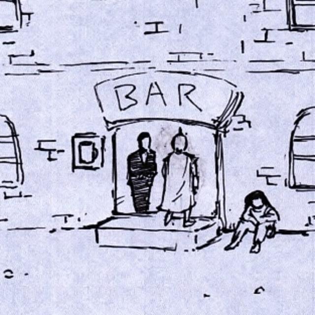 始まりの酒場にて