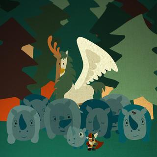 [第12話]森へいらっしゃい