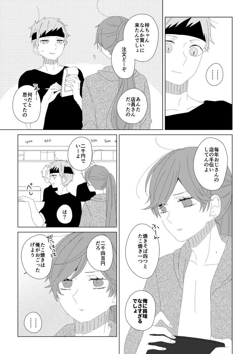 28 Summer vacation①